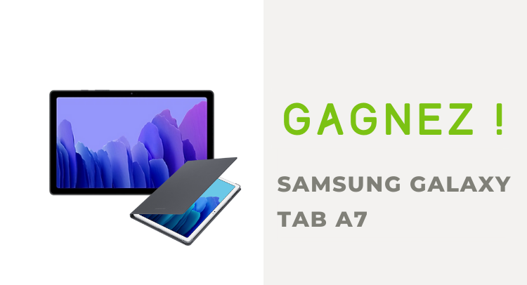 Samsung Tablet concours